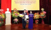 Bệnh viện Việt Đức có Giám đốc mới