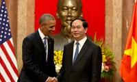 USNews: Tổng thống Mỹ mở đầu chuyến thăm Việt Nam bằng hợp tác kinh tế
