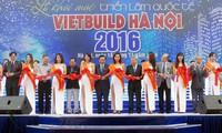 Khai mạc Triển lãm Quốc tế Vietbuild Hà Nội 2016