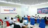 Quý I/2016, VietinBank đạt 2.400 tỷ đồng lợi nhuận trước thuế