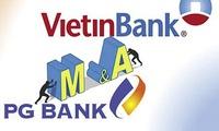 Sáp nhập PGBank vào VietinBank: Có thể kết thúc quá trình vào trước tháng 9