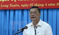 Chân dung Chủ tịch HĐND tỉnh An Giang Võ Anh Kiệt