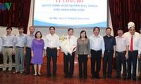 Bộ trưởng Y tế nói lý do khó tìm ứng viên Giám đốc Bệnh viện Việt Đức