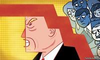Phố Wall nói không với Donald Trump!