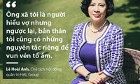 """Doanh nhân Lê Hoài Anh: """"Ngày 8/3, ông xã tôi không năm nào thiếu hoa và những lời chúc cho vợ"""""""