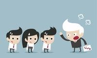 Những lý do khiến nhân viên không phục nhà quản lý