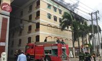 Thủ tướng yêu cầu làm rõ nguyên nhân vụ cháy tại Công ty Kwong Lung - Meko