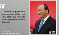 10 phát ngôn đáng chú ý của Thủ tướng tại hội nghị Tương lai châu Á