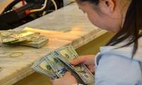 USD trên đà tăng giá