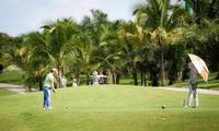 """Chặn """"ôm"""" đất sân golf"""