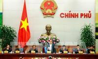 Bắt đầu Phiên họp Chính phủ thường kỳ tháng 2