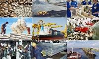 Tổng trị giá xuất nhập khẩu 4 tháng tăng hơn 20%