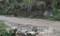 """Những lời hứa bị """"bỏ quên"""" ở hai bên tuyến cao tốc Nội Bài – Lào Cai"""