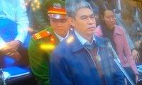 Bị cáo Nguyễn Xuân Sơn kiên quyết không nhận làm sai