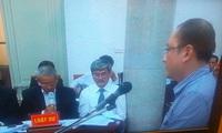 Phiên tòa chiều 6/3: Bị cáo Nguyễn Xuân Sơn vẫn cương quyết chỉ chăm sóc khách hàng, không chi lãi ngoài