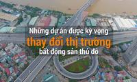 5 'đại dự án' là bước ngoặt cho thị trường bất động sản Hà Nội