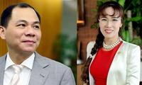 Việt Nam đã chính thức có 2 đại diện trong danh sách tỷ phú của Forbes