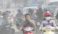 Hà Nội ô nhiễm không khí gấp 5 lần ngưỡng WHO