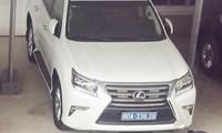 Làm rõ doanh nghiệp tặng 2 xe tiền tỷ cho Nghệ An
