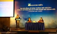 ĐHĐCĐ Nhà Khang Điền: Thay Tổng giám đốc, đặt kế hoạch tăng trưởng lợi nhuận 35%
