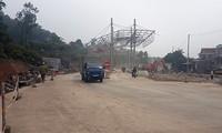 Doanh nghiệp phản đối lập trạm thu phí BOT tại Thái Nguyên