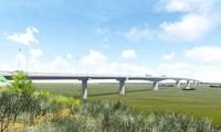 Hơn 1.000 tỷ làm cầu Cửa Hội nối Nghệ An - Hà Tĩnh