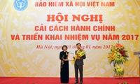 Thủ tướng bổ nhiệm Phó Tổng Giám đốc BHXH Việt Nam