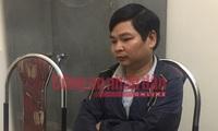 Bắt tạm giam nguyên Giám đốc Trung tâm 3K thuộc Tổng cục Thủy sản
