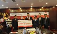 Vietlott trao giải Jackpot cho khách hàng đến từ Hà Nội