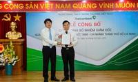 Phó Tổng giám đốc Vietcombank thôi kiêm nhiệm giám đốc chi nhánh Tp. Hồ Chí Minh
