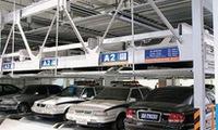 Bãi đỗ xe cao tầng - Giải pháp cho Hà Nội