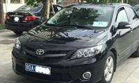 Báo cáo Thủ tướng việc cấp biển số xe ô tô 80A, 80B cho DN