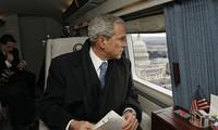 Chuyến đi cuối của các cựu tổng thống Mỹ trên Air Force One