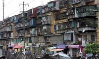 """""""Ông lớn, ông bé"""" nào được cải tạo chung cư cũ Hà Nội?"""