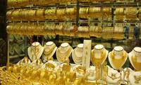 Giá vàng giảm nhẹ phiên cuối tuần