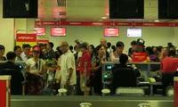 Khẩn trương chống nghẽn sân bay Tân Sơn Nhất