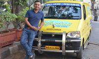 """""""Gặp"""" doanh nhân thay đổi toàn bộ cách người Ấn Độ rửa xe"""