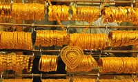 Giáp Tết, giá vàng liên tục tăng