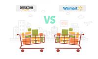 Cuộc chiến giá khốc liệt giữa Amazon và Walmart đẩy một loạt nhãn hàng ở Mỹ vào cảnh khốn đốn