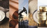 Giá cao su, hóa chất, phân bón, và vật liệu xây dựng ngày 24-3