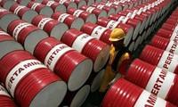 Giá dầu tăng trong phiên đầu tuần