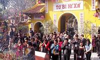 Đi lễ chùa trong giờ hành chính, lãnh đạo Bộ Công Thương bị kỷ luật hạ bậc lương