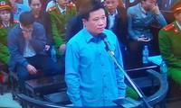 Hà Văn Thắm khai chấp nhận bị Thống đốc cách chức hơn là để ngân hàng đổ vỡ