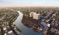 Biệt thự ven sông khu Đông Sài Gòn thu hút dòng tiền của giới đầu tư
