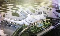 Sân bay Long Thành hình hoa sen, tre hay dừa nước?
