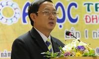 Ông Huỳnh Thành Đạt được bổ nhiệm làm Giám đốc ĐHQG TP HCM
