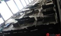 Tháo dỡ khẩn cấp 3 chung cư cũ tại trung tâm TP.HCM