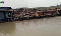 Người dân Bắc Giang bức xúc nạn khai thác cát trái phép