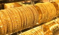 Giá vàng đầu tuần giảm nhẹ