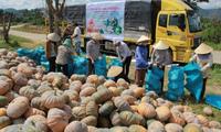 Doanh nghiệp chung tay đẩy mạnh tiêu thụ nông sản